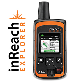 inreach Explorer - available now!