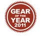 National Geographic Adventure Gear of the Year Award 2011